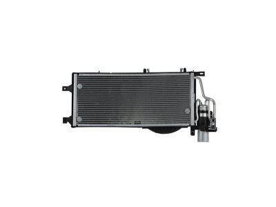 Kondenzator klime 5557K8C2 - Opel Corsa C 00-06