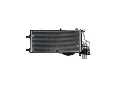 Kondenzator  klime 5557K8C2S - Opel Corsa 00-06