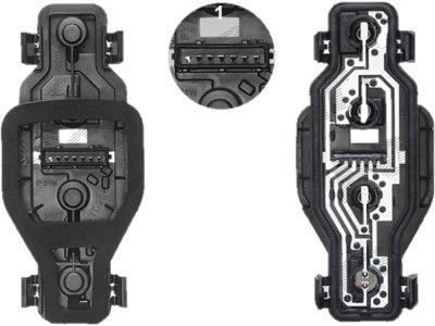 Kontaktna ploča stražnjih svjetala Peugeot Partner 96-08