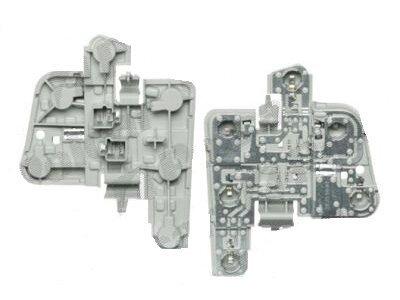 Kontaktplatte Volvo S50 04-