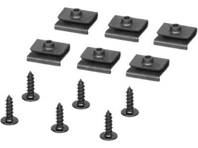 Kopča za pričvršćivanje (metalna) ZDN5508-5 - Opel Agila 00-08