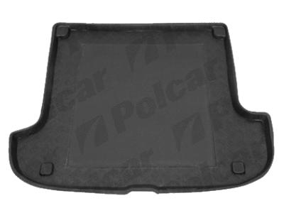 Korito prtljažnika Hyundai Terracan 01-06, z zaščito