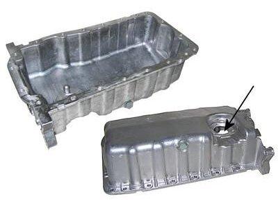 Korito za ulje Audi A3 96- 1.6 / 1.9 sa senzorom