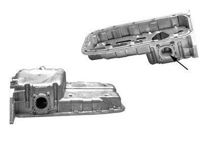 Korito za ulje Opel Astra F 94- 1.4/1.6 (sa senzorom)