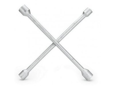 Križni ključ, 17-19-21-23 mm, 24161