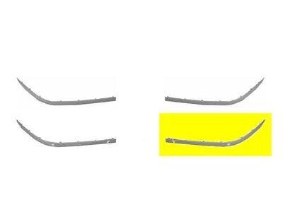 Krom letvica prednjega odbijača BMW E39 00- PDC