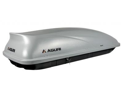 Krovni kofer Aguri Wind 43 (aluminijum)