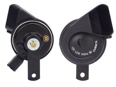 Kućište auto sirene 2x(6,3-0,8)