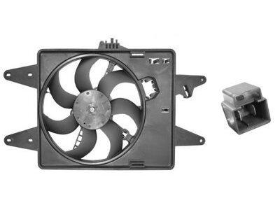 Kühlerventilator Fiat Doblo 00-