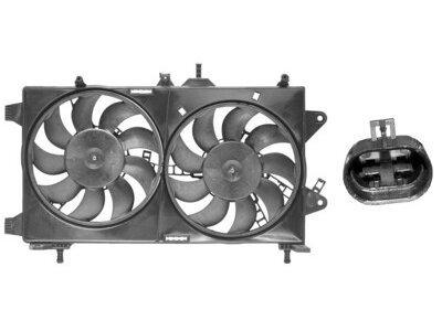 Kühlerventilator Fiat Punto 00-03 (74kW)