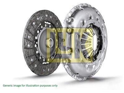 Kvačilo komplet 624335209 - Hyundai Tucson 04-10