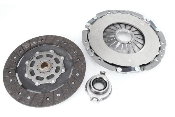 Kvačilo (set) Alfa Romeo 166 3.0 V6/3.0 24V/GTV (Valeo)