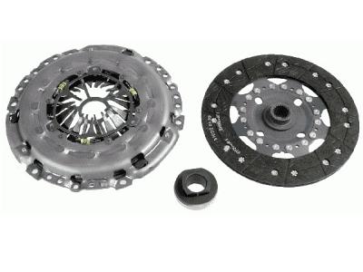 Kvačilo (set) Peugeot 407 2.0 HDI 135KW C4 / C5 / 307 / 607 (Valeo)