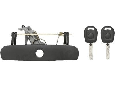 Kvaka prtljažnih vrata Volkswagen Polo 01-09 + uložak te ključevi