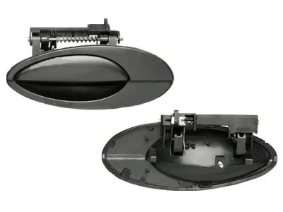 Kvaka (spoljašnja) Citroen C5 01-04 crna