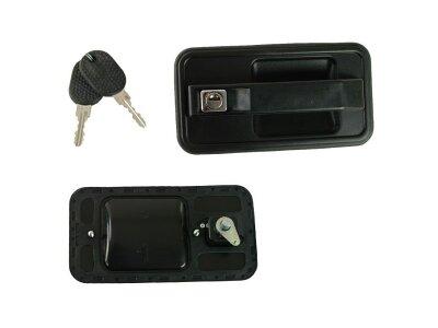 Kvaka (vanjska) Citroen C25 81-94 s ključevima