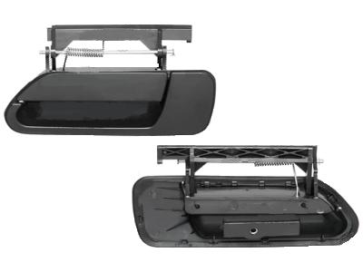Kvaka (vanjska) Citroen Xantia 93-01 crna