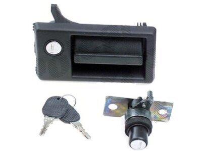 Kvaka vrata (vanjska) + cilindar + ključevi Fiat Cinquecento 91-
