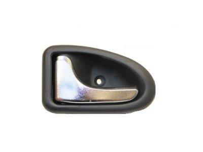 Kvaka za vrata (unutarnja) Renault Clio 98- kromirana ručica