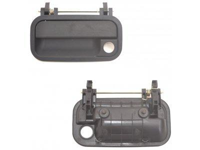 Kvaka za vrata (vanjska) Opel Astra 91-95 crna