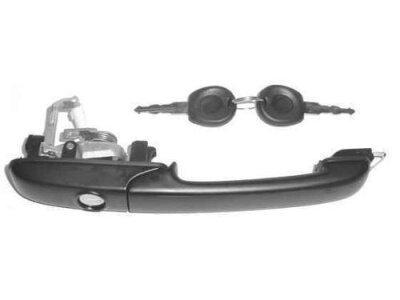 Kvaka za vrata (vanjska) VW Passat 93-96 s ključevima