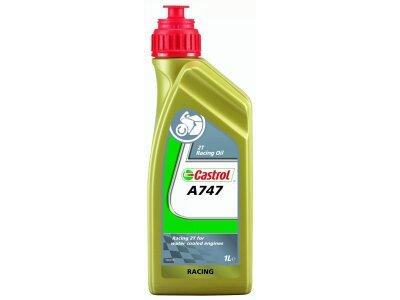 Öl für Rennwagenmotoren Castrol A747 2T 1L