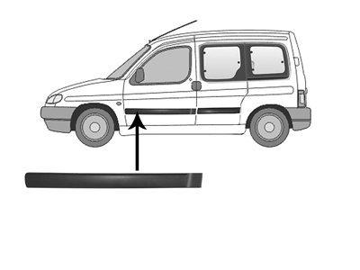 Lajsna vrata Citroen Berlingo 96-08
