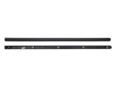 Lajsna vrata Dacia Logan 04-09, crna, naprijed, sedan