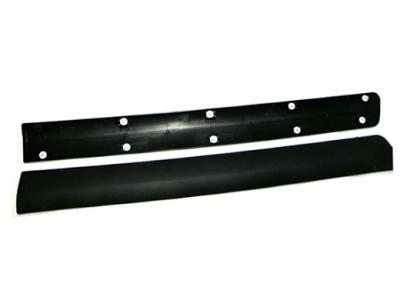 Lajsna za vrata Dacia Logan MCV 04-12, pozadi