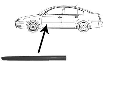 Lajsna za vrata VW Passat 97-00