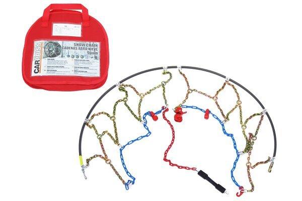 Lanci za sneg 165/60-12, 9mm, Sertifikat Önorm V 5117 + Torba za čuvanje + rukavice