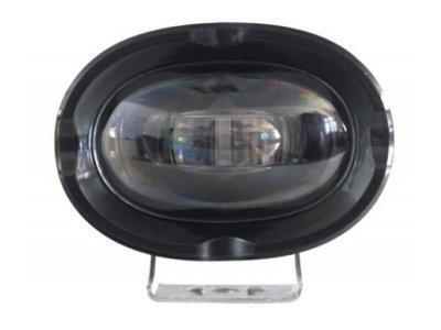 LED delovna luč Kamar, 101x56x86mm, modra