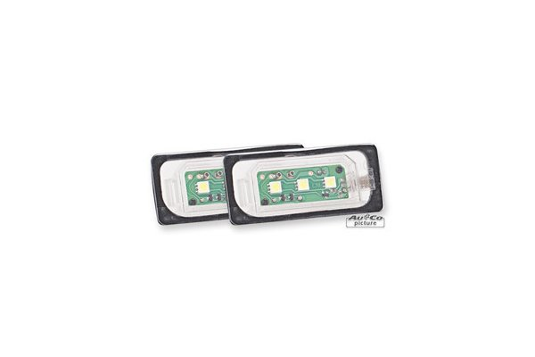 Led osvetljenje tablice BMW E82, E88