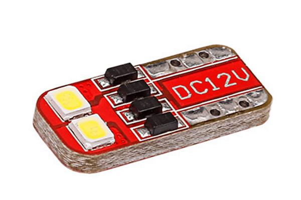 LED sijalice 10-14V, 2xSMD, 120LM/W, 1 komad, PREMIUM