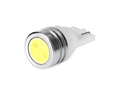 LED sijalice 12V, 1x1W, bela, 2 komada