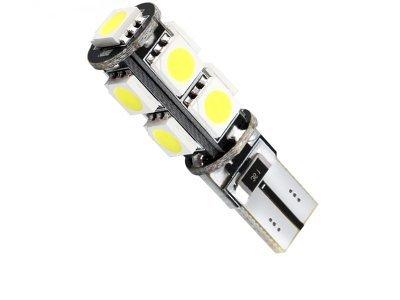 LED sijalice 24V, 9xSMD, bela, 2 komada