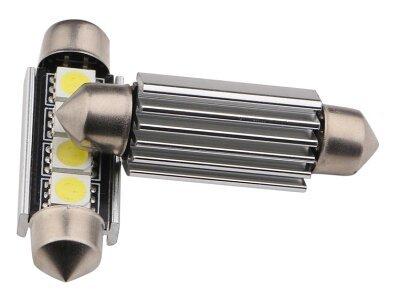 LED sijalice 70210 - C5W, 12V, 4xSMD, bela, 2 komada