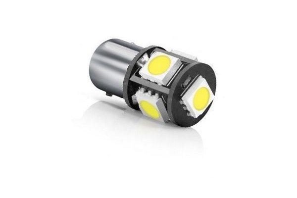 LED sijalice 70281 - 12V, 5xSMD, bela, 2 komada