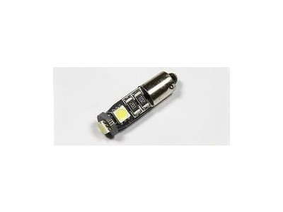 LED sijalice T4W, 24V, 3xSMD, bela, 2 komada