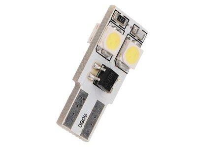 LED sijalice W5W/T10, 12V, 4x SMD, bela, 2 komada