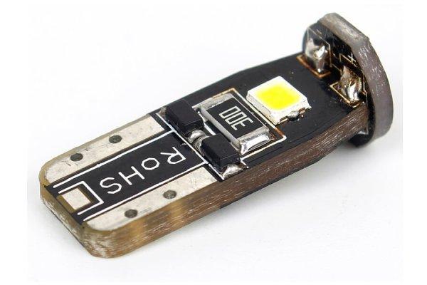 LED žarnice 10-14V, 3xSMD, 1W/120Lm, 2 kosa, 12 mesečna garancija, PREMIUM