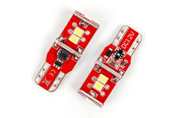 LED žarnice 10-14V, 5xSMD, 5W/200Lm, CANBUS, 2 kosa, 12 mesečna garancija, PREMIUM