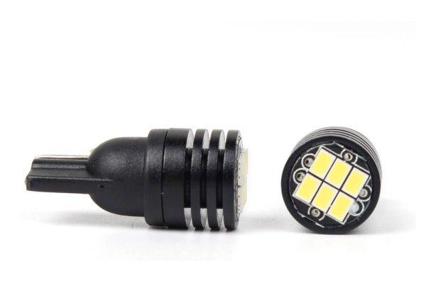 LED žarnice 10-16V, 6xSMD, 3W/210Lm, CANBUS, 2 kosa, 12 mesečna garancija, PREMIUM