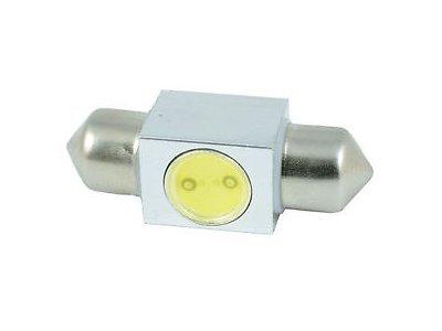 LED žarnice 12V, 1W CREE LED, bela, 2 kosa