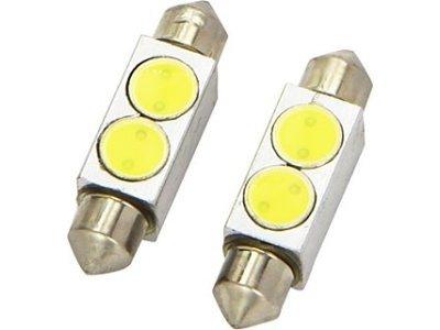 LED žarnice 12V, 2W CREE LED, bela, 2 kosa