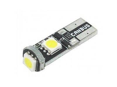 LED žarnice 12V, 3xSMD, bela, 2 kosa