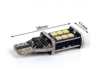LED žarnice 3G T15, 2 kosa, 12 mesečna garancija, bela