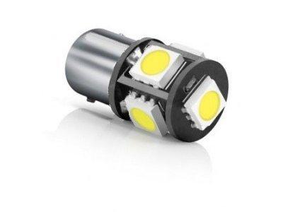 LED žarnice 70282 - 12V, 5xSMD, bela, 2 kosa