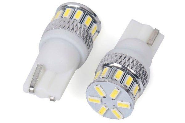 LED žarnice 9-16V, 18xSMD, 18W/240Lm, 2 kosa, 12 mesečna garancija, PREMIUM