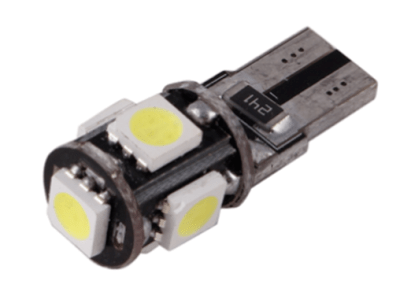 LED žarnice 9-16V, 5xSMD, 60Lm, 2 kosa, 12 mesečna garancija, PREMIUM